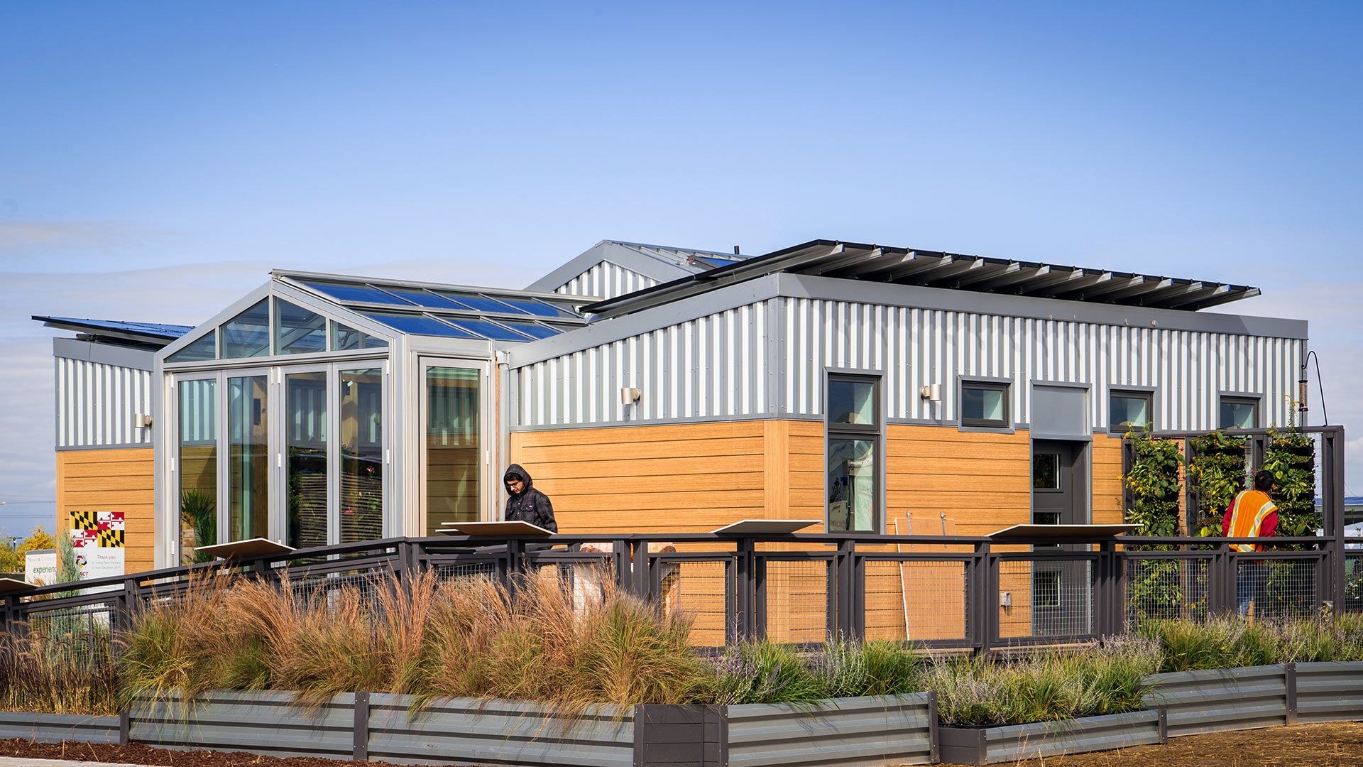 UMD Solar Decathlon Team Earns First Place in the U.S., Second Place in the World