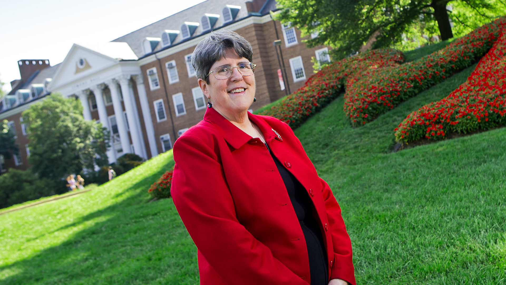 UMD Archivist, at Retirement, Looks Back at Looking Back