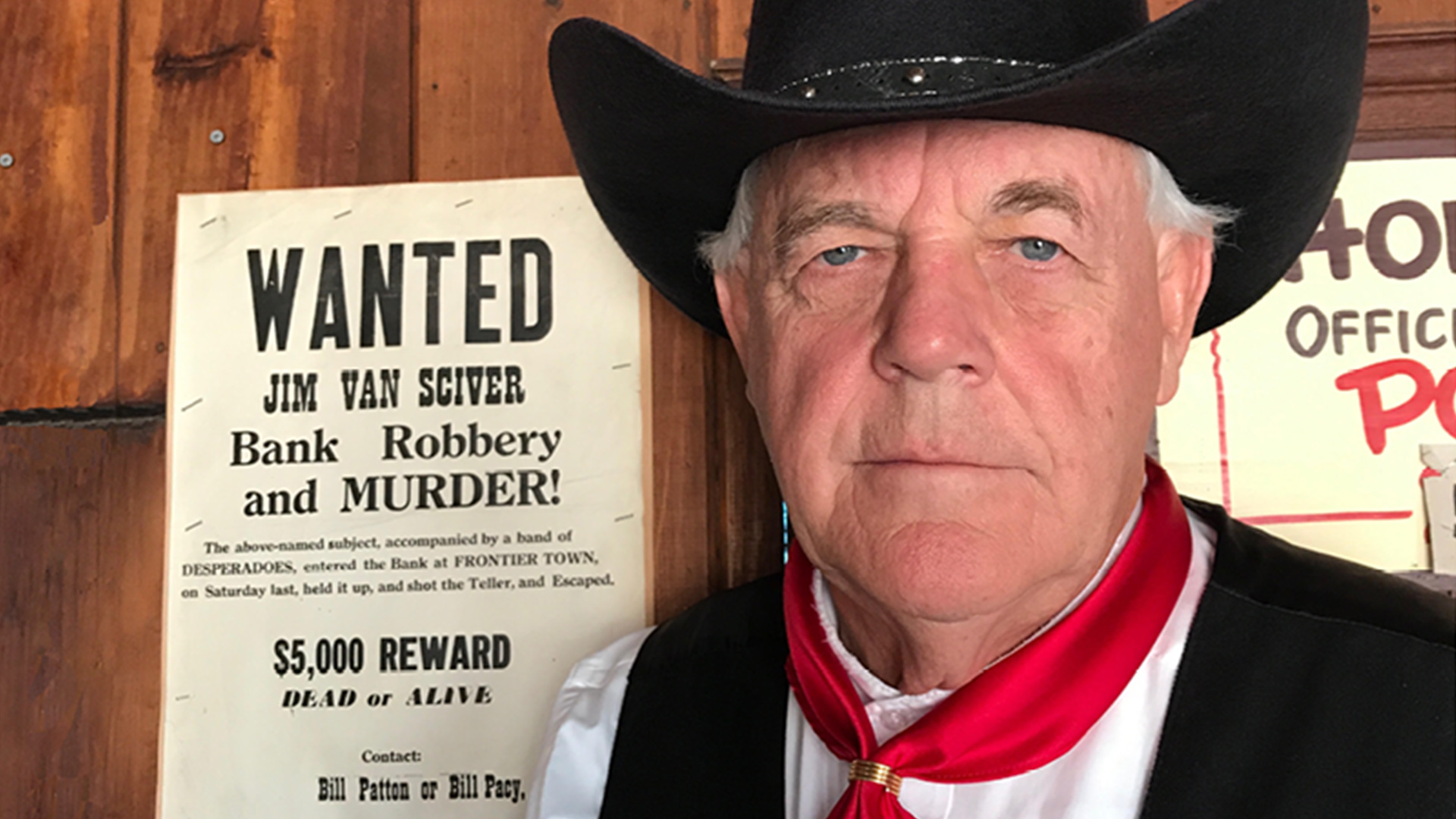 """Educator Discovers Second Career as 'Mayor"""" of Wild West Theme Park"""
