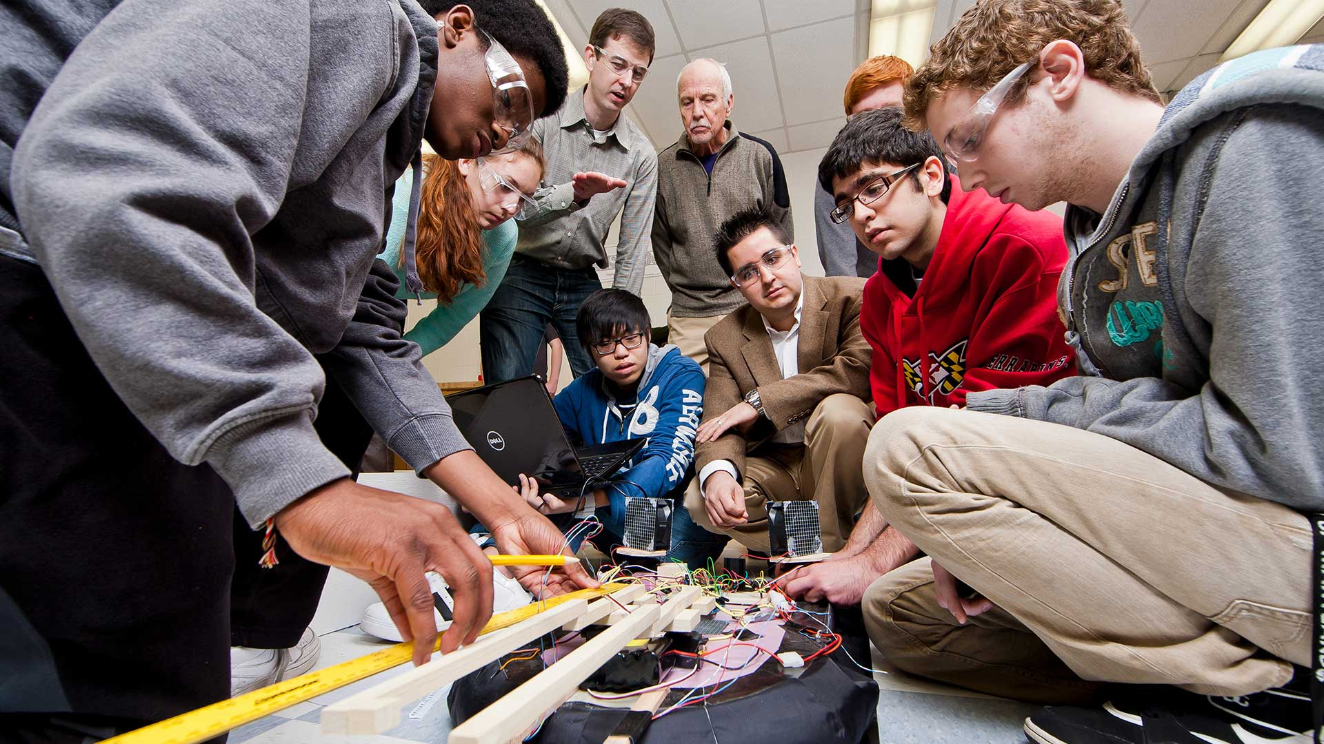 Historic Investment Assures the Future of Engineering Will be Led by Terps