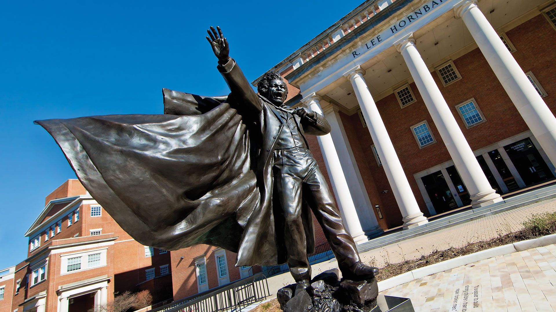 UMD Commemorates Frederick Douglass' 200th Birthday Through Year-Long Initiative